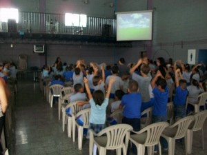 Children's Revival in Honduras